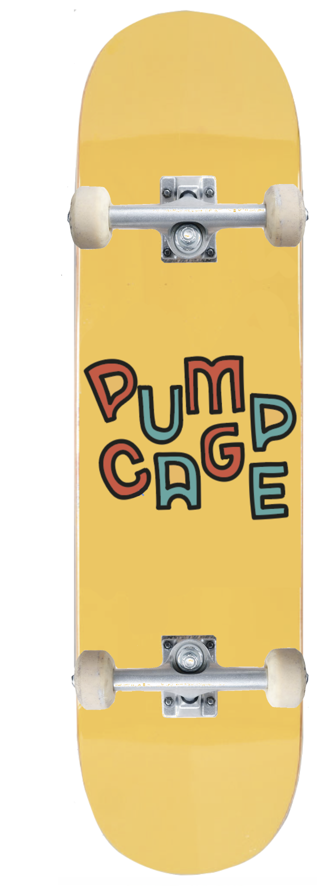 Pumpcage Deep Yellow Complete