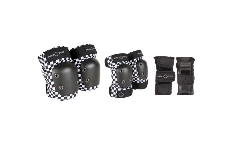 Protec Pads Set - Checkered