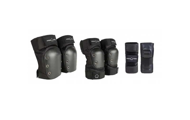 Protec Pads Set - Black
