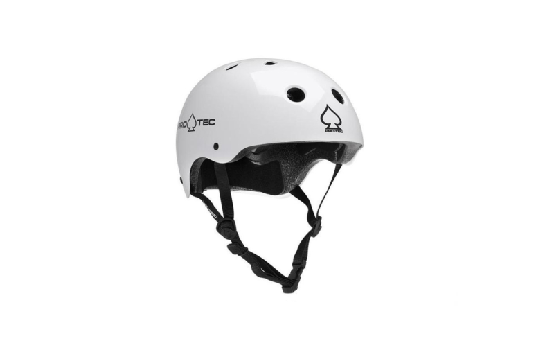 Protec Helmet - White