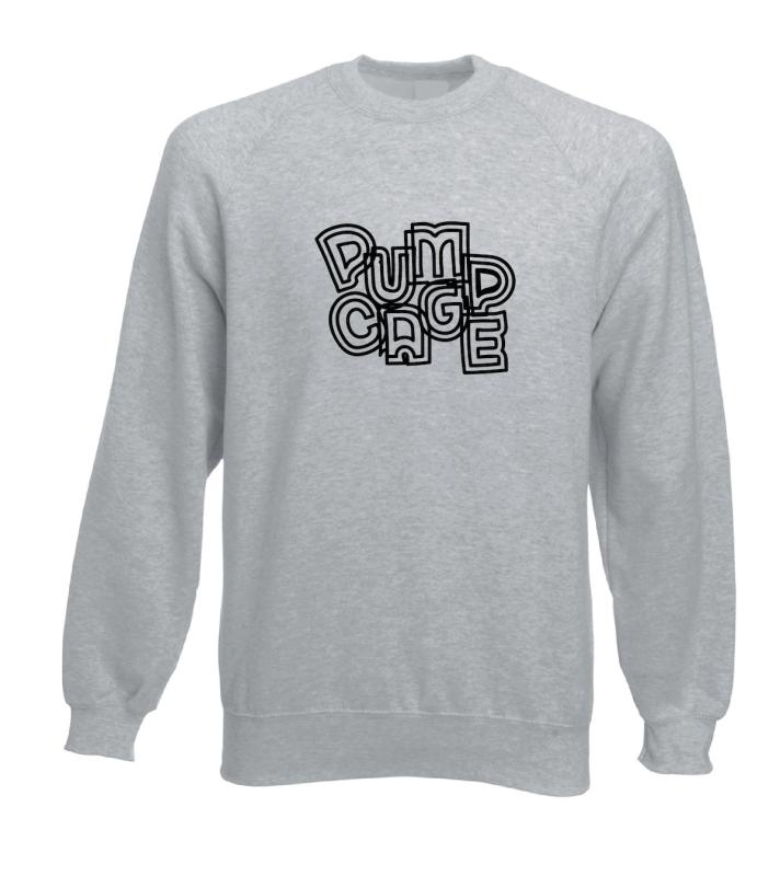 Pumpcage Double Sweatshirt