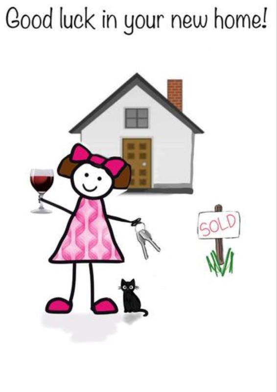 New Home Girl (FDE84)