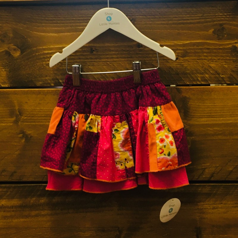 CATIMINI LAYERED SKIRT 12-18M