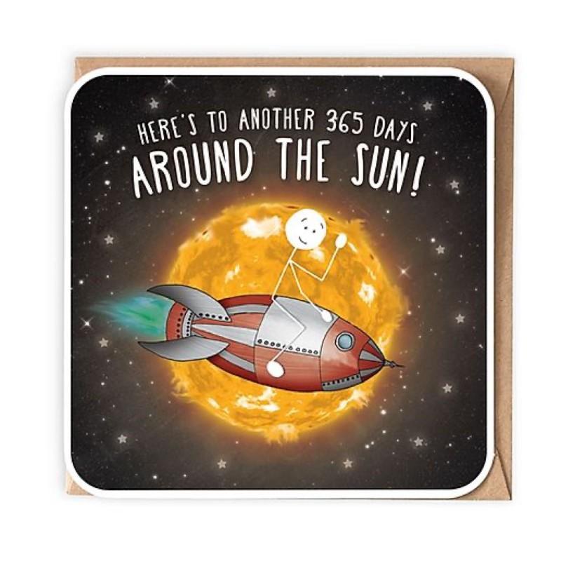 365 Days Around the Sun (SM45)