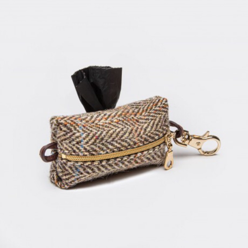 Doggy Do Bag - Fishbone Brown