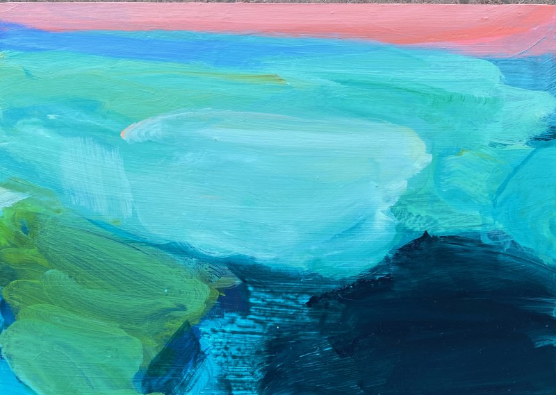 Sophie Abbott, Small Green Sea