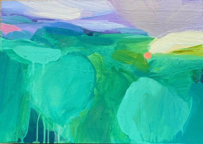 Sophie Abbott, Pale Violet Sky