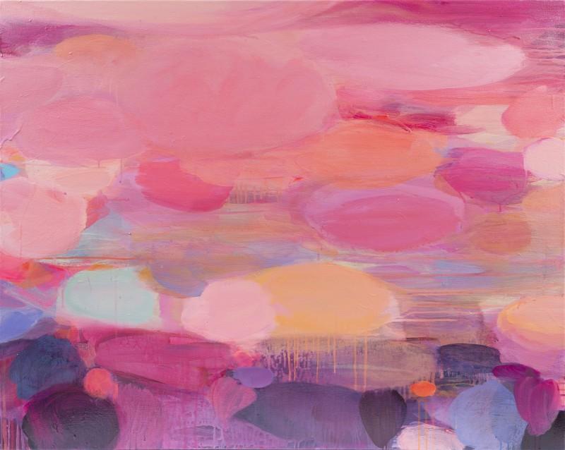 Sophie Abbott, Pink Sunrise