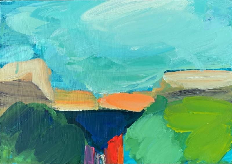 Sophie Abbott, Sea Wall