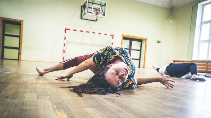 Intuitive Moves with Aneta Zwierzynska