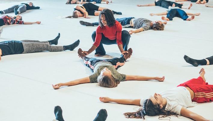 Alleyne Dance  INTENSIVE WORKSHOP