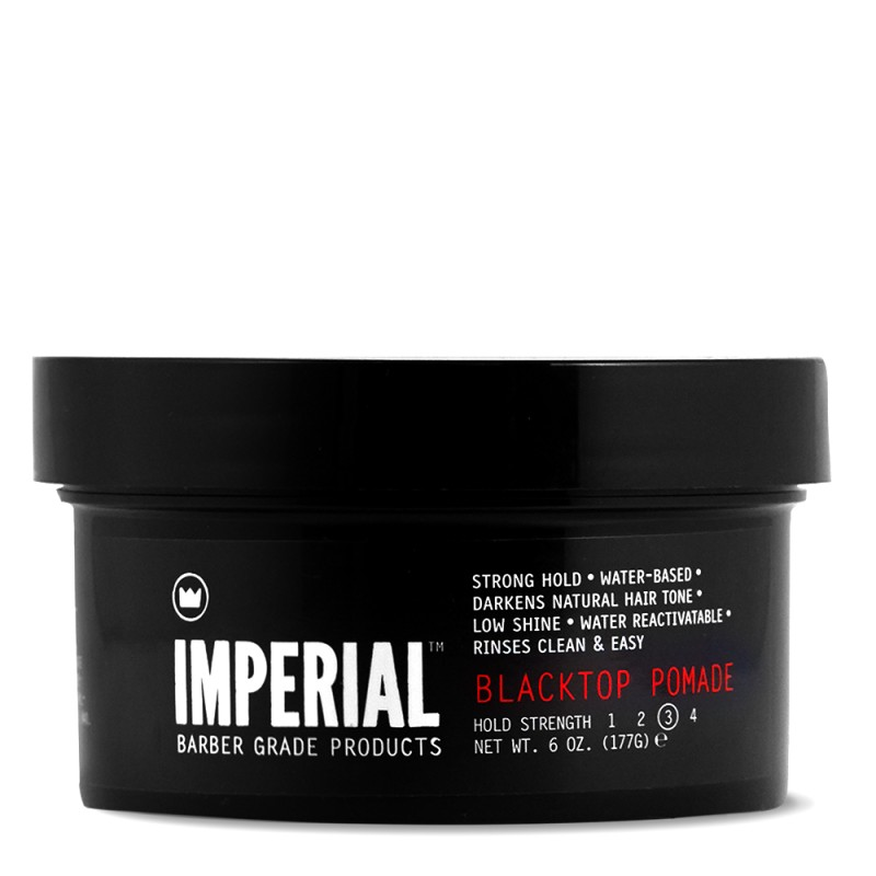 Blacktop Pomade Imperial Barber Products