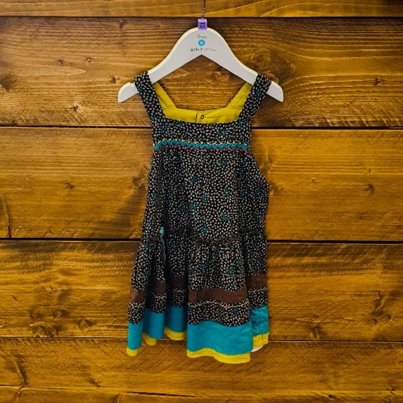 CATAMINI PINAFORE DRESS 2YR