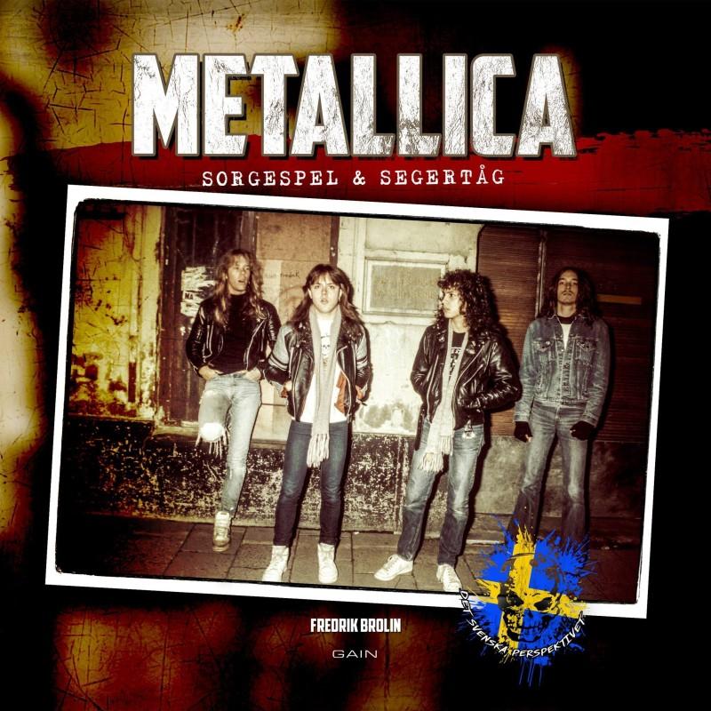 Metallica: Sorgespel & Segertåg - Bok