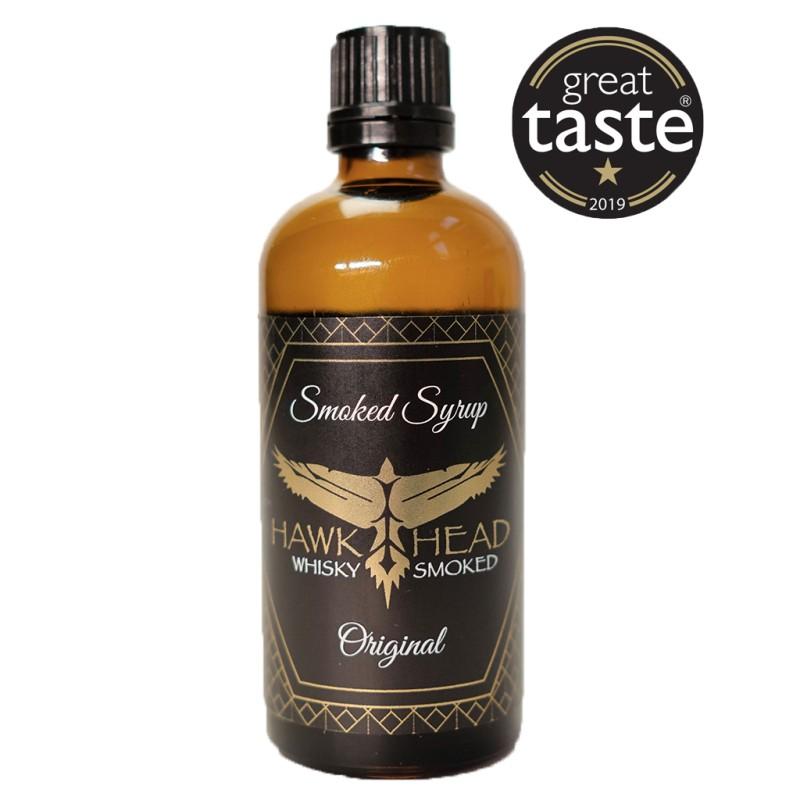 Whisky Smoked Syrup - Original