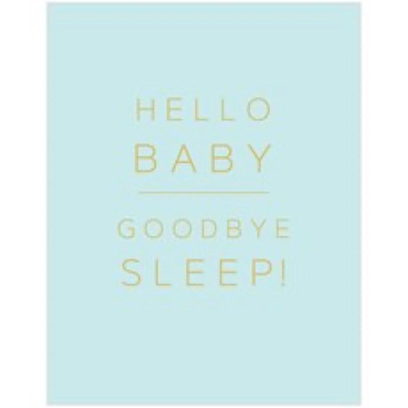 Hello Baby Boy (JOT58)