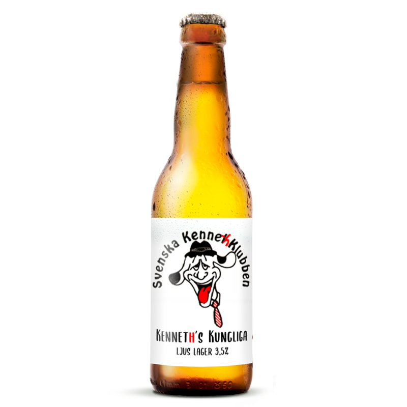 Kenneths Kungliga (3,5%) 24 flaskor