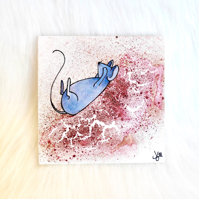 Small Mouse Painting
