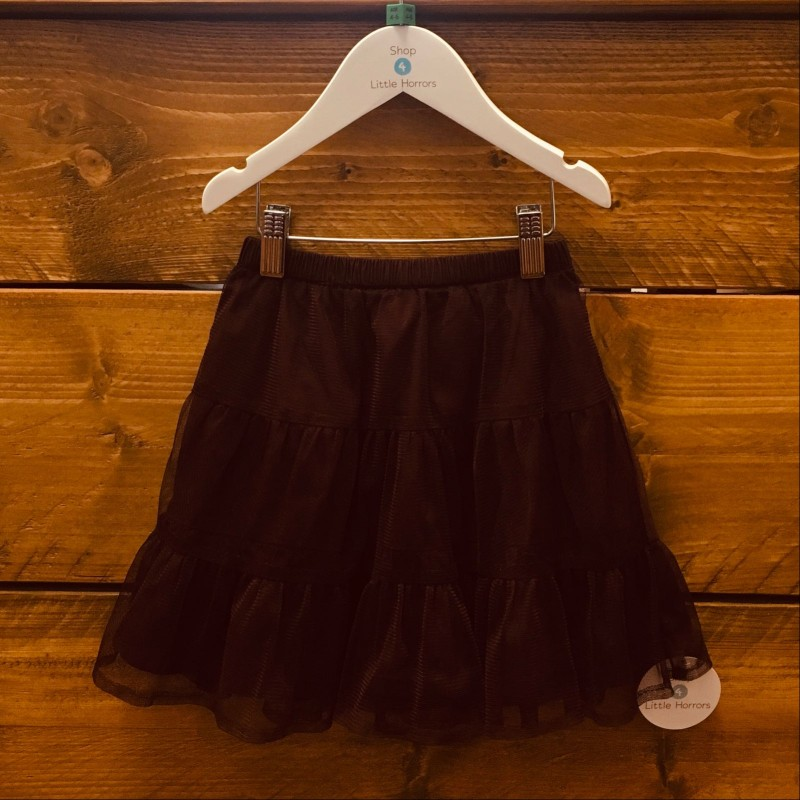 JACADI LAYERED SKIRT 4YR