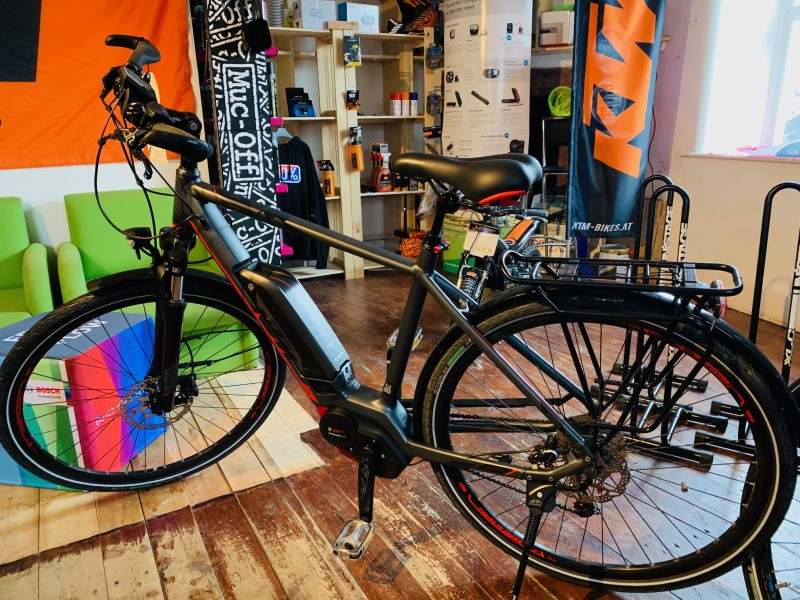 KTM Macina Fun e-Bike Bosh 400w