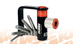 KTM Multitool 5 & CO2 Inflator