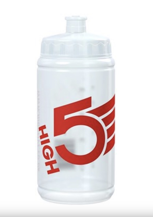 High 5 water bottle