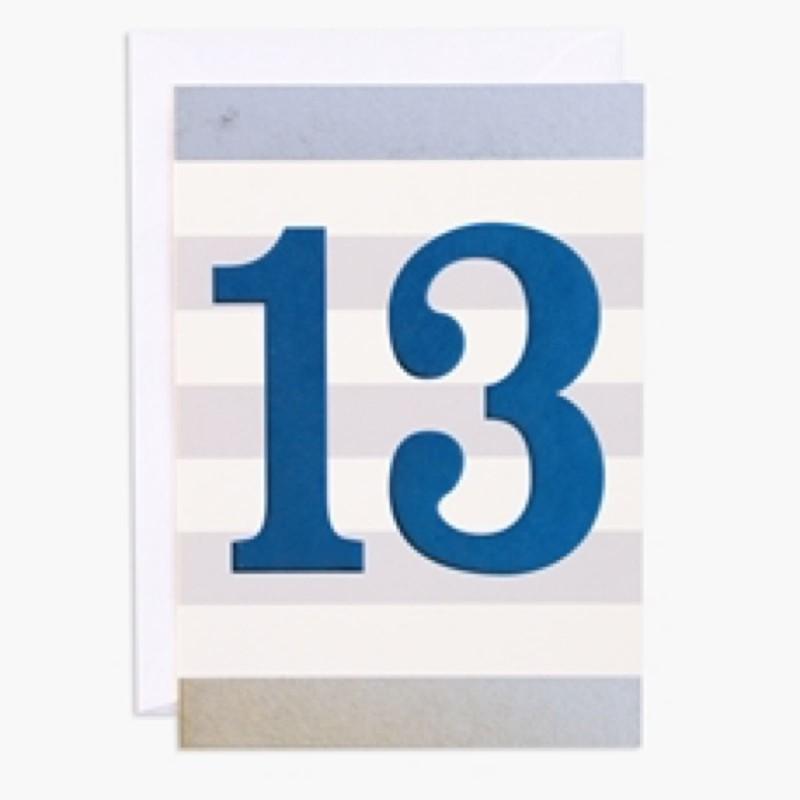 13th Birthday (INK99)