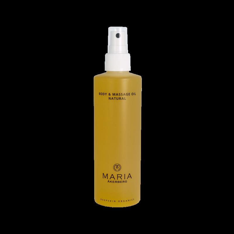 Body & Massage Oil Natural