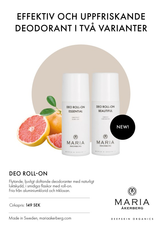 Deo Roll-On Beautiful & Essential