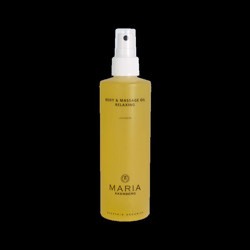 Body & Massage Oil Relaxing
