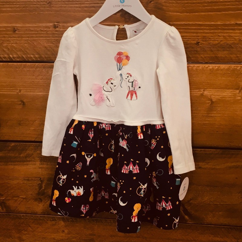 NULA BUG DRESS 4YRS