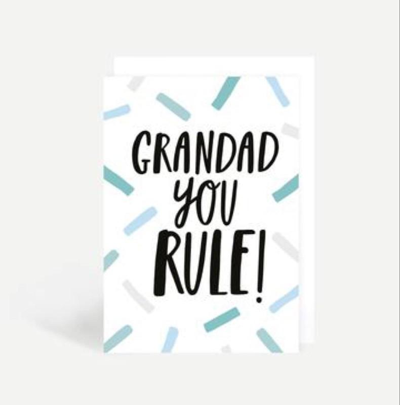 Grandad You Rule (PL10)