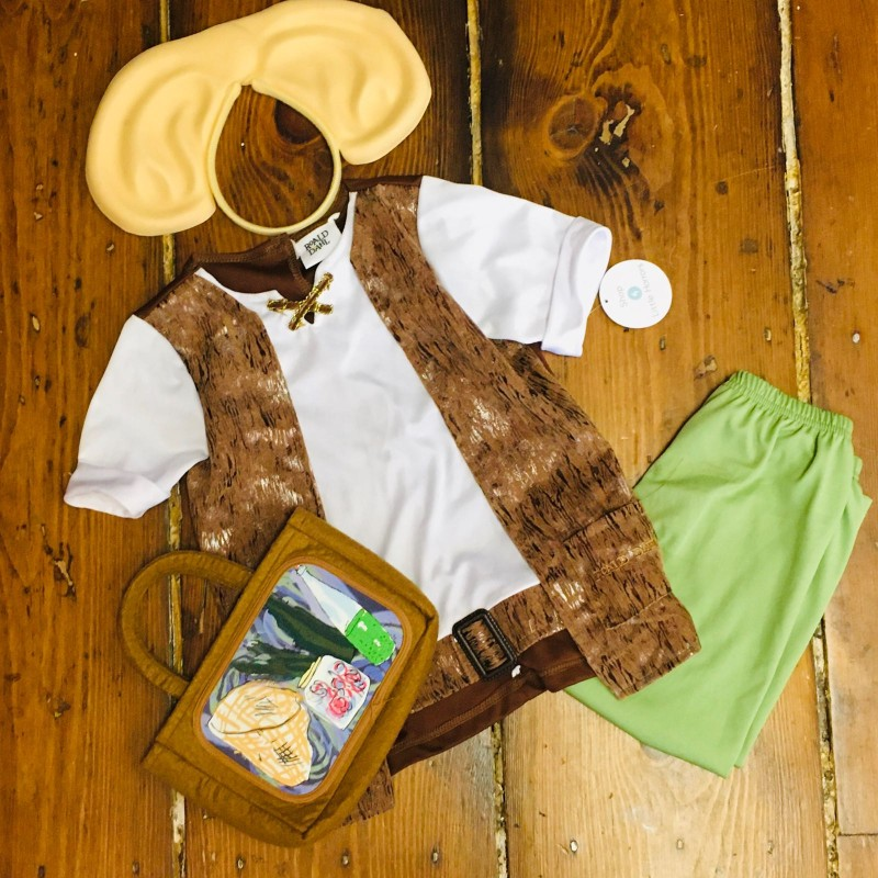 BFG DRESSING UP OUTFIT 5-6YR
