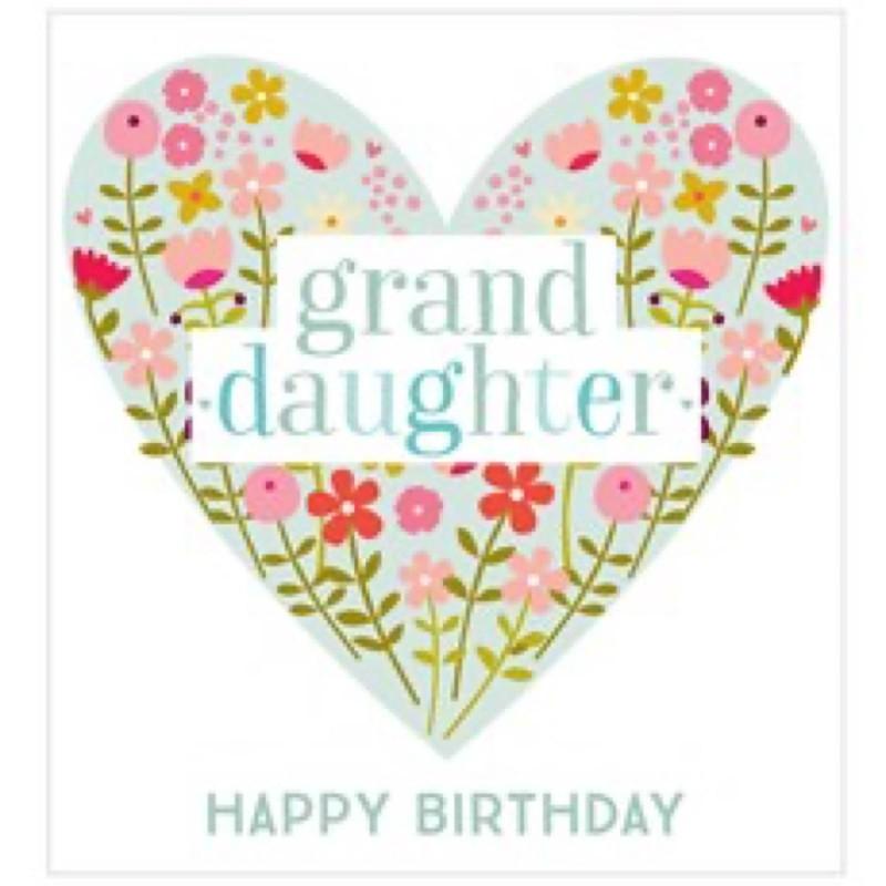 Granddaughter (PEA20)