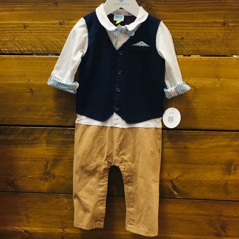 TED BAKER ALL IN ONE 12-18M
