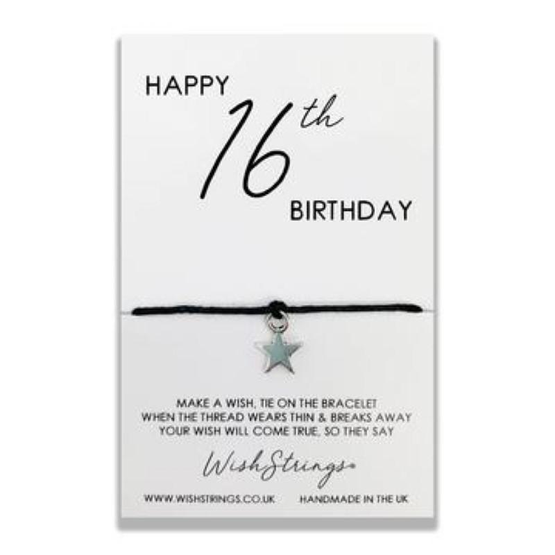 16th Birthday WishString