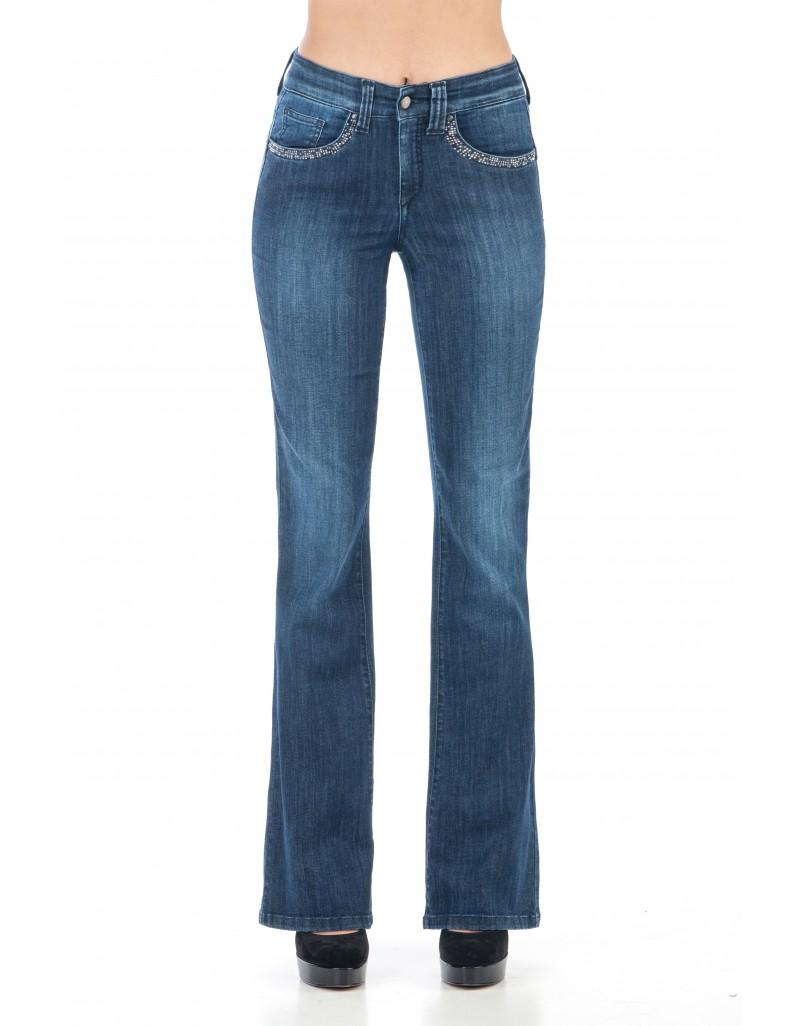 Jonny Q - Vivian jeans med litt sleng
