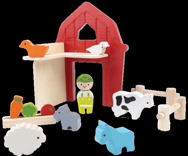 Plan Toys - Bondegård