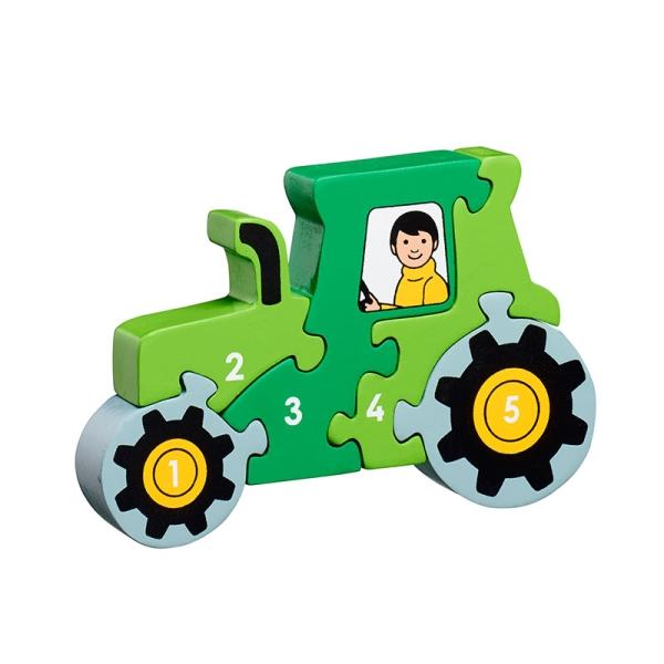 Lanka Kade - Pusle-Traktor