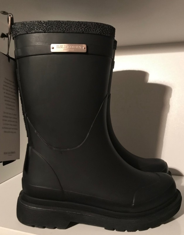 Ilse Jacobsen - RUB 300 støvler halvhøye