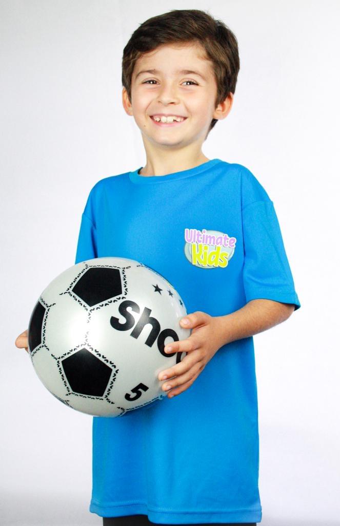 Ultimate Kids T-Shirt (Blue)
