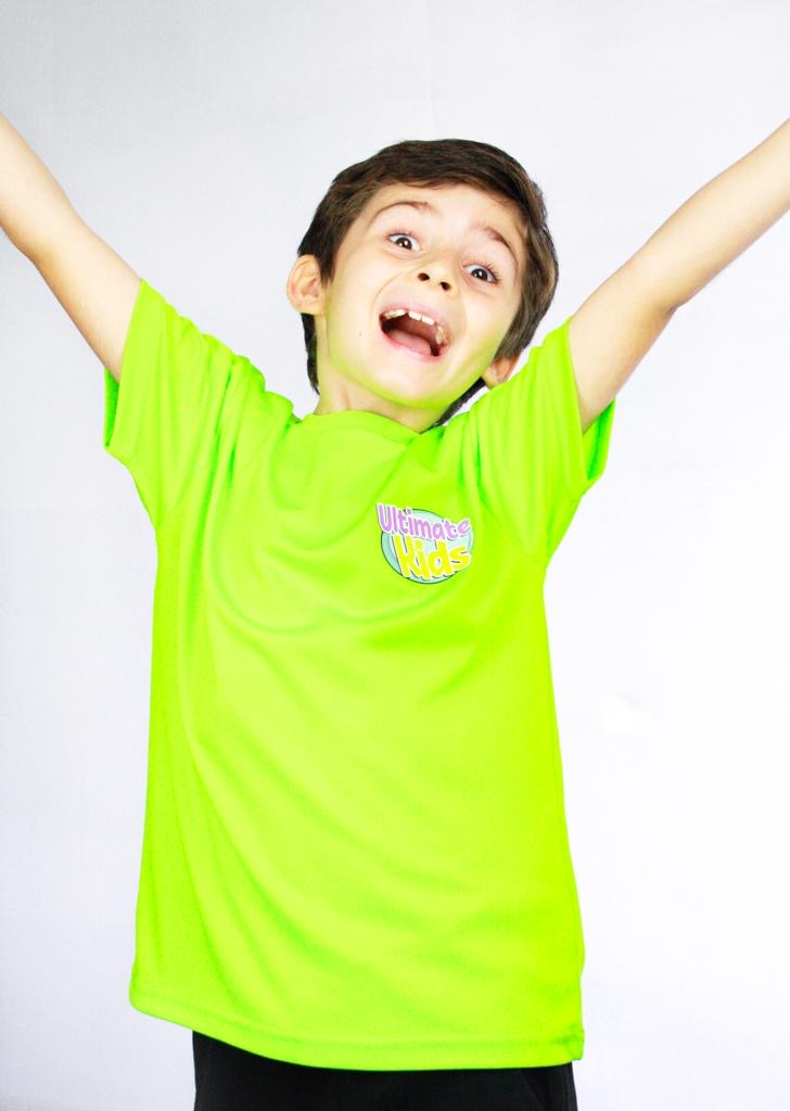 Ultimate Kids T-Shirt (Green)