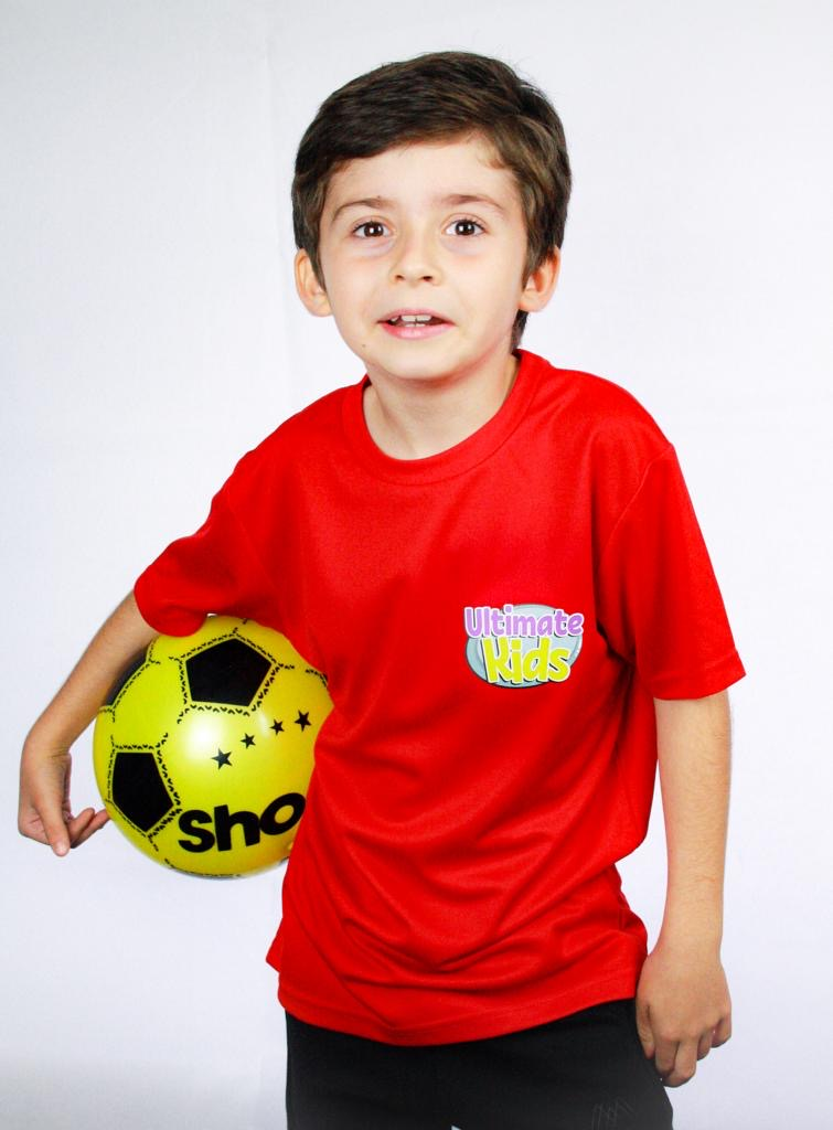Ultimate Kids T-Shirt (Red)