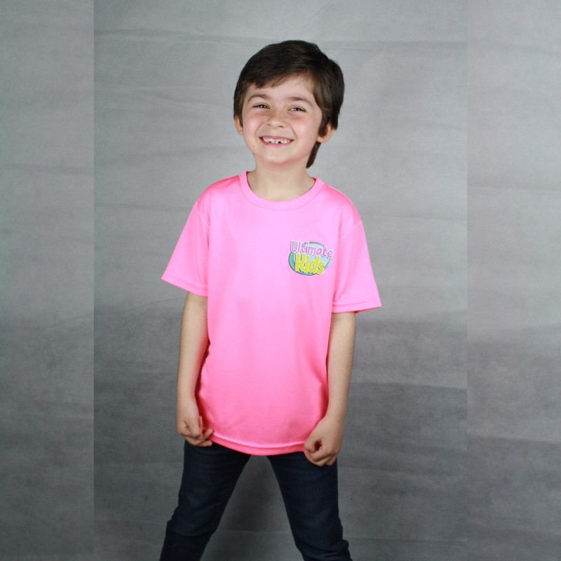 Ultimate Kids T-Shirt (Pink)