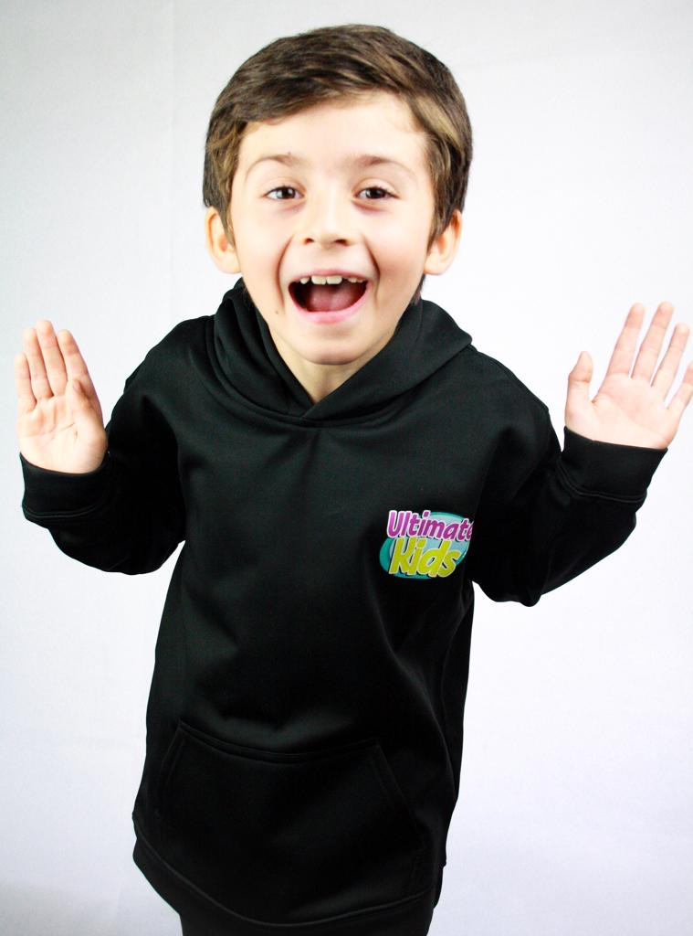 Ultimate Kids Hoodie (Name)