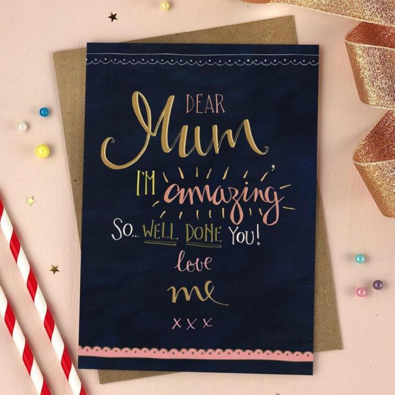 Dear Mum (MD102)