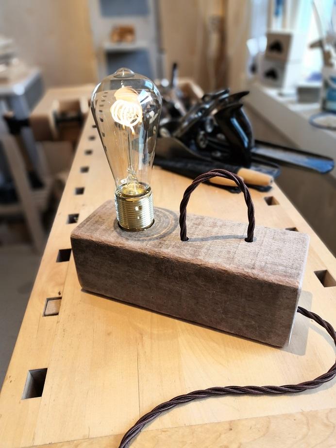 Edison LED m/dimmer