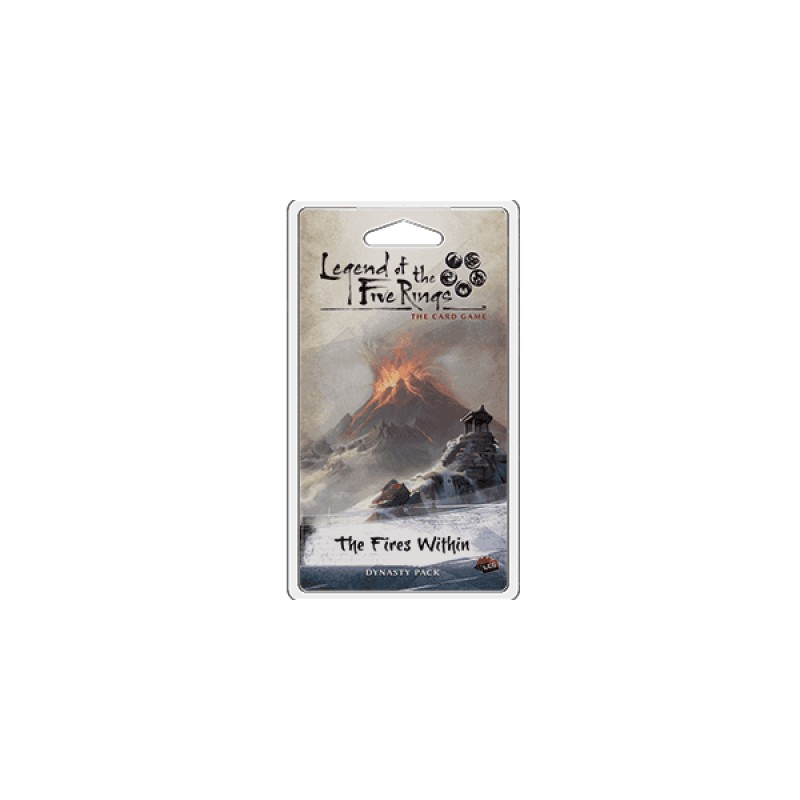 Legend of the Five Rings: Dynasty Pack - The Fires Within