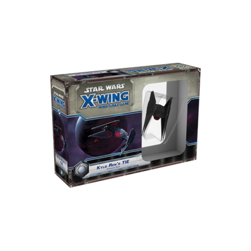 Star Wars X-Wing Tie Silencer Expansion Pack