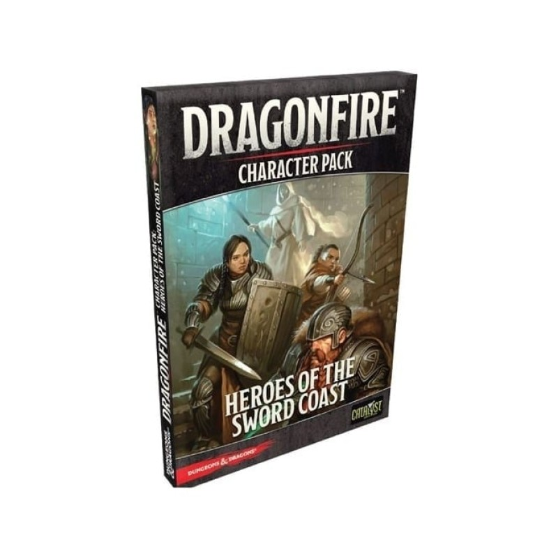 Dragonfire Character Pack
